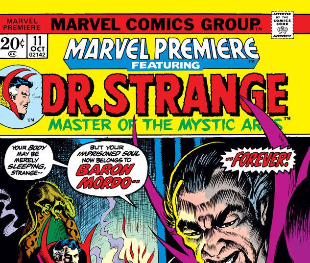 Marvel Premiere #11