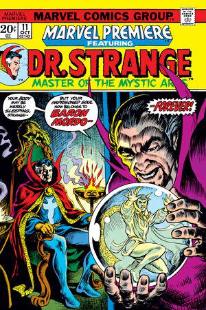 Marvel Premiere (1972) #11