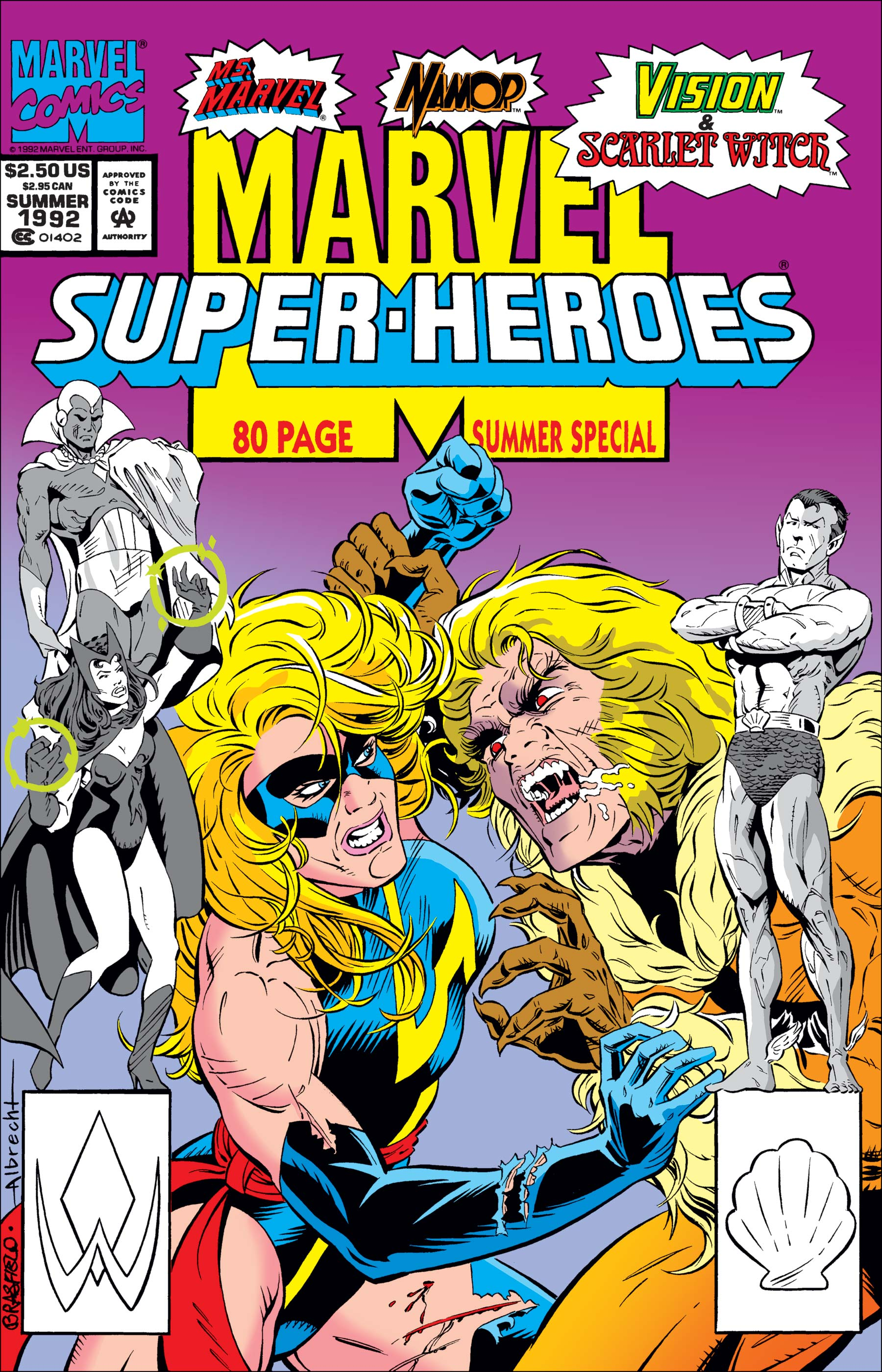 Marvel Super Heroes (1990) #10