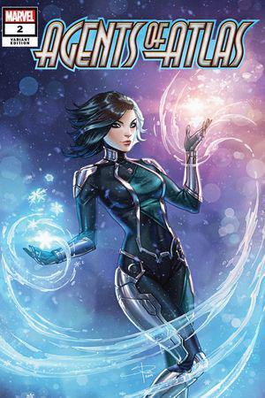 Agents of Atlas (2019) #2 (Variant)