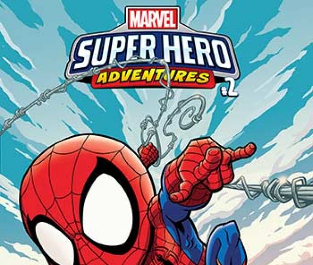 cover from Marvel Super Hero Adventures: Spider-Man - Spider-Sense of Adventure Infinite Comic (2019)