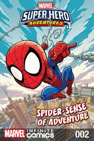 Marvel Super Hero Adventures: Spider-Man - Spider-Sense of Adventure (2019) #2