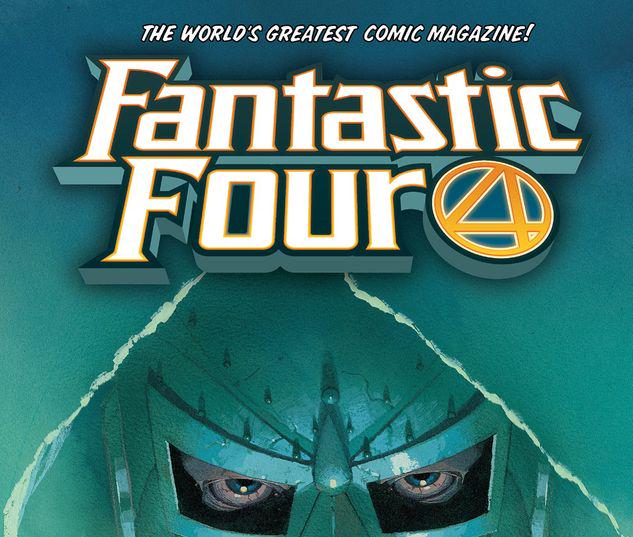 FANTASTIC FOUR VOL. 3: THE HERALD OF DOOM TPB #3