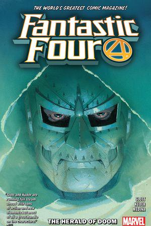 Fantastic Four Vol. 3: The Herald Of Doom (Trade Paperback)
