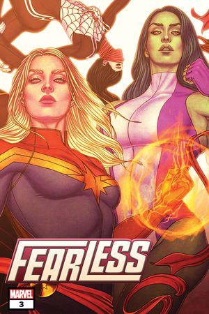 Fearless (2019) #3 (Variant)