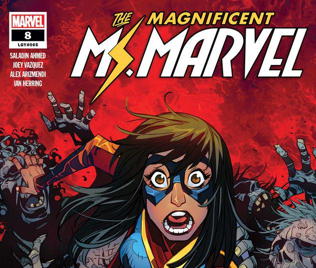 Magnificent Ms. Marvel #8