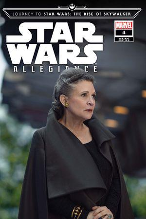 Journey to Star Wars: The Rise of Skywalker - Allegiance (2019) #4 (Variant)
