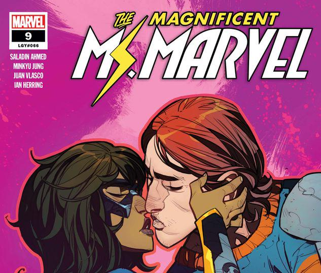 Magnificent Ms. Marvel #9