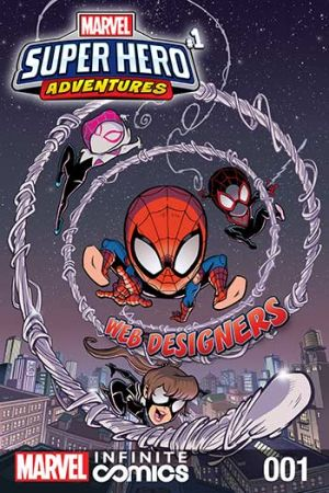 Marvel Super Hero Adventures: Spider-Man - Web Designers Infinite Comic (2019) #1