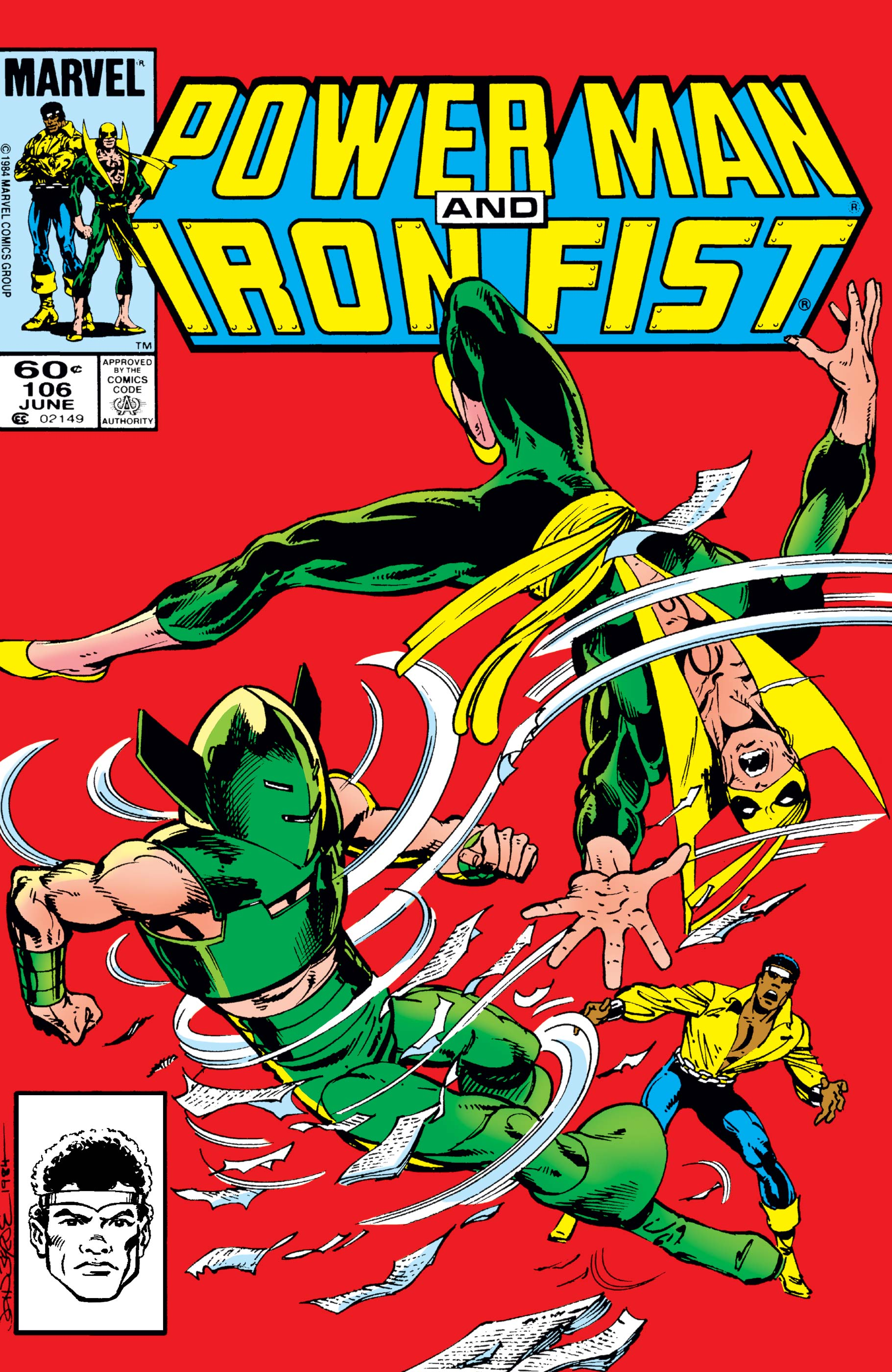 Power Man and Iron Fist (1978) #106