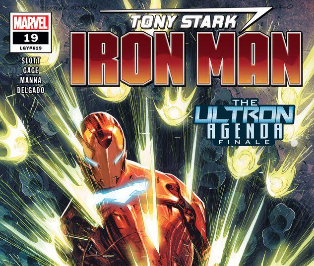 Tony Stark: Iron Man #19