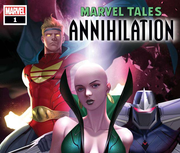 MARVEL TALES: ANNIHILATION 1 #1