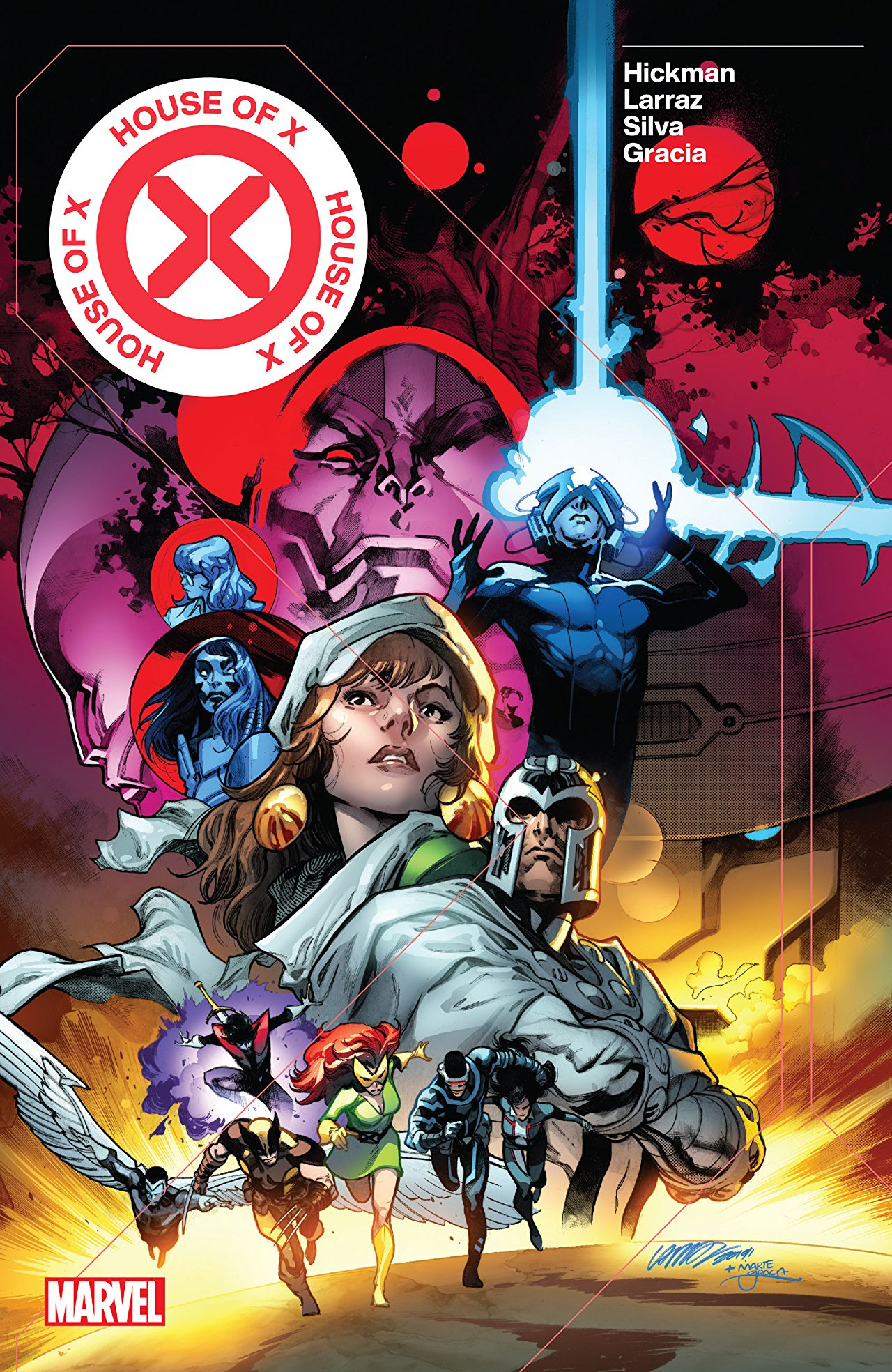 House Of X/Powers Of X (Hardcover)
