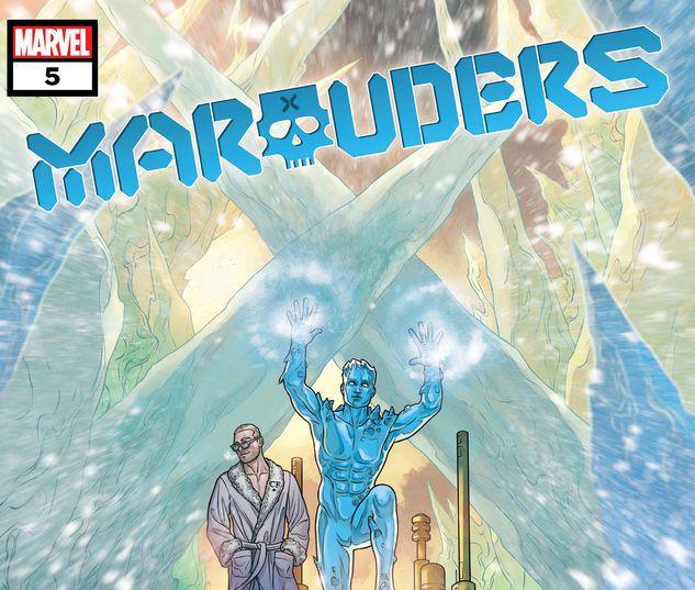 Marauders #5