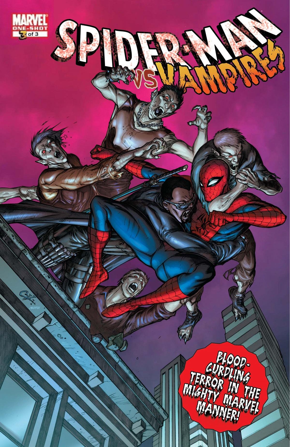 Spider-Man Vs. Vampires Digital Comic (2010) #3