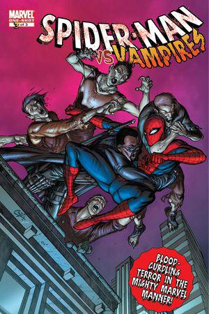 Spider-Man Vs. Vampires Digital Comic #3