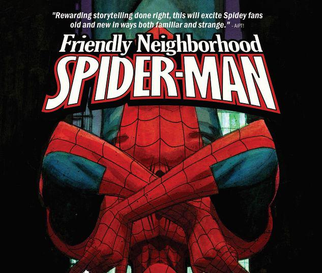 FRIENDLY NEIGHBORHOOD SPIDER-MAN VOL. 2: HOSTILE TAKEOVERS TPB #2