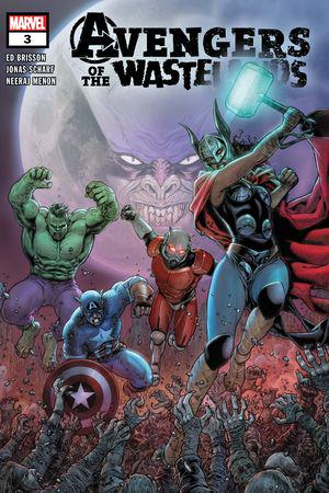 Avengers of the Wastelands (2020) #3