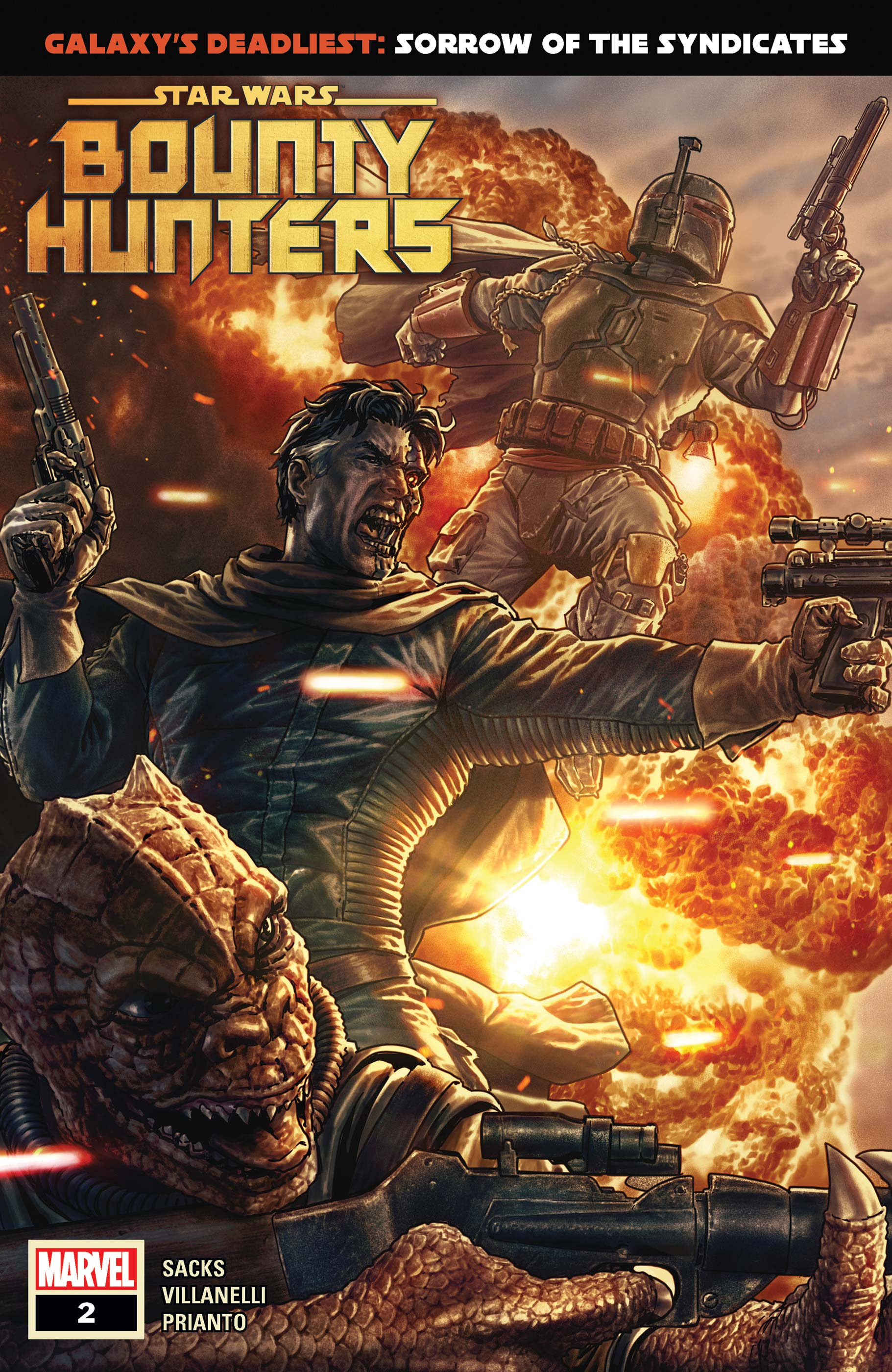 Star Wars: Bounty Hunters (2020) #2