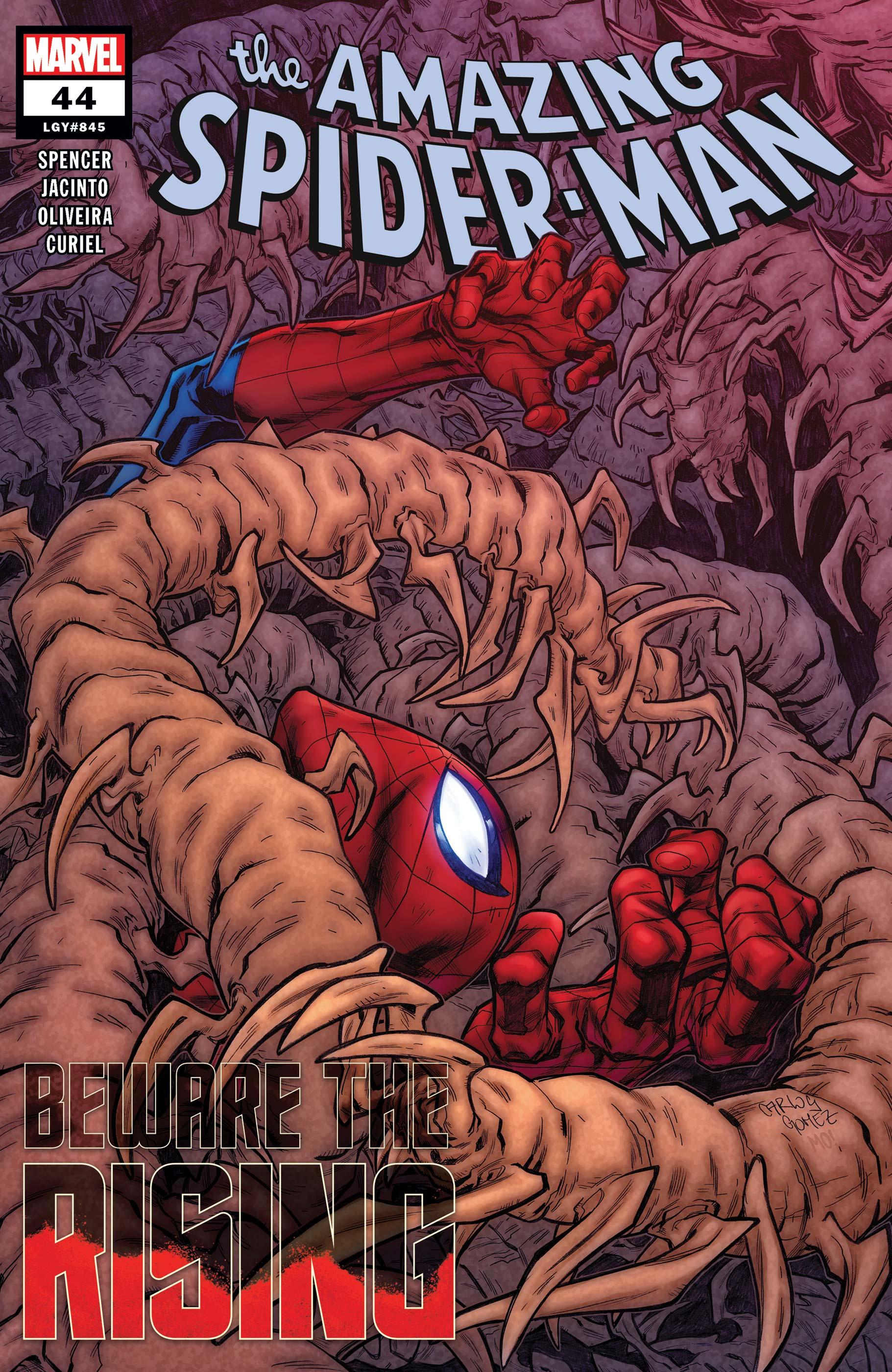 The Amazing Spider-Man (2018) #44