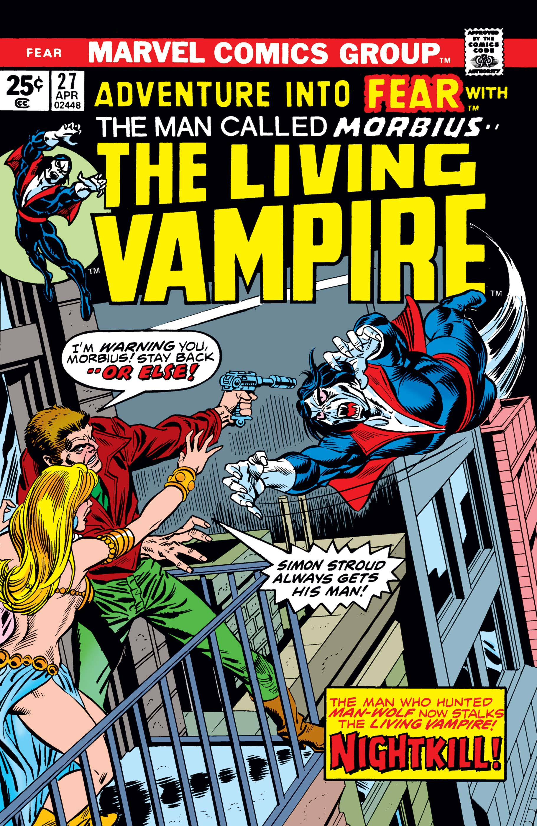 Adventure Into Fear (1970) #27
