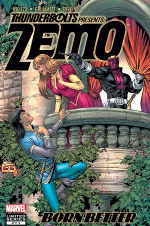Thunderbolts Presents: Zemo - Born Better #2