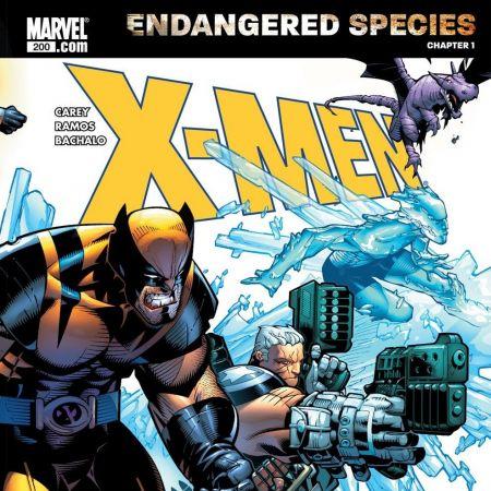 X-Men: Endangered Species (2007)