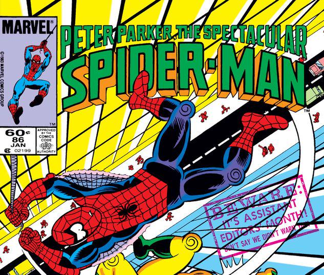 Peter Parker, the Spectacular Spider-Man #86