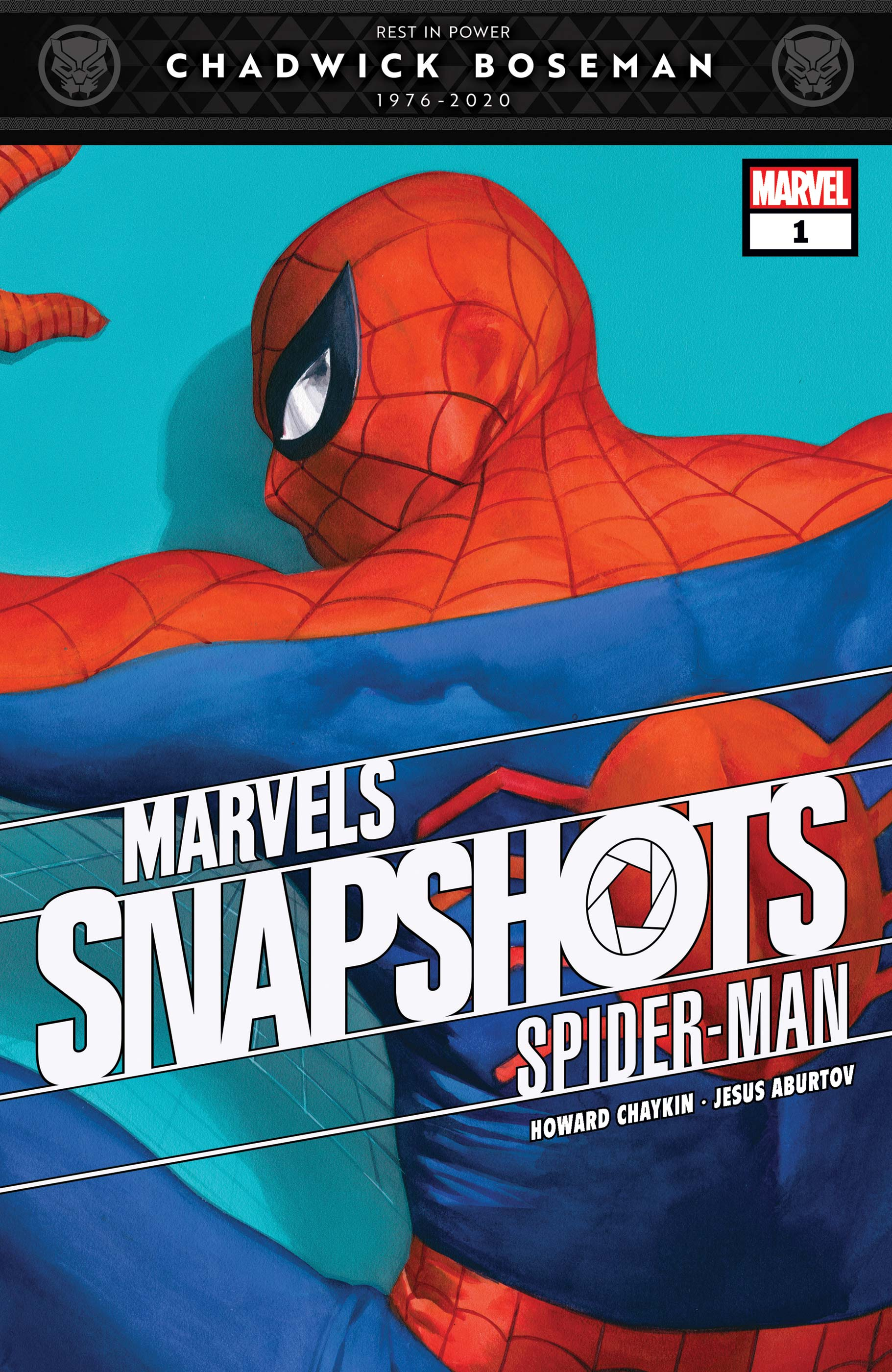 Spider-Man: Marvels Snapshots (2020) #1