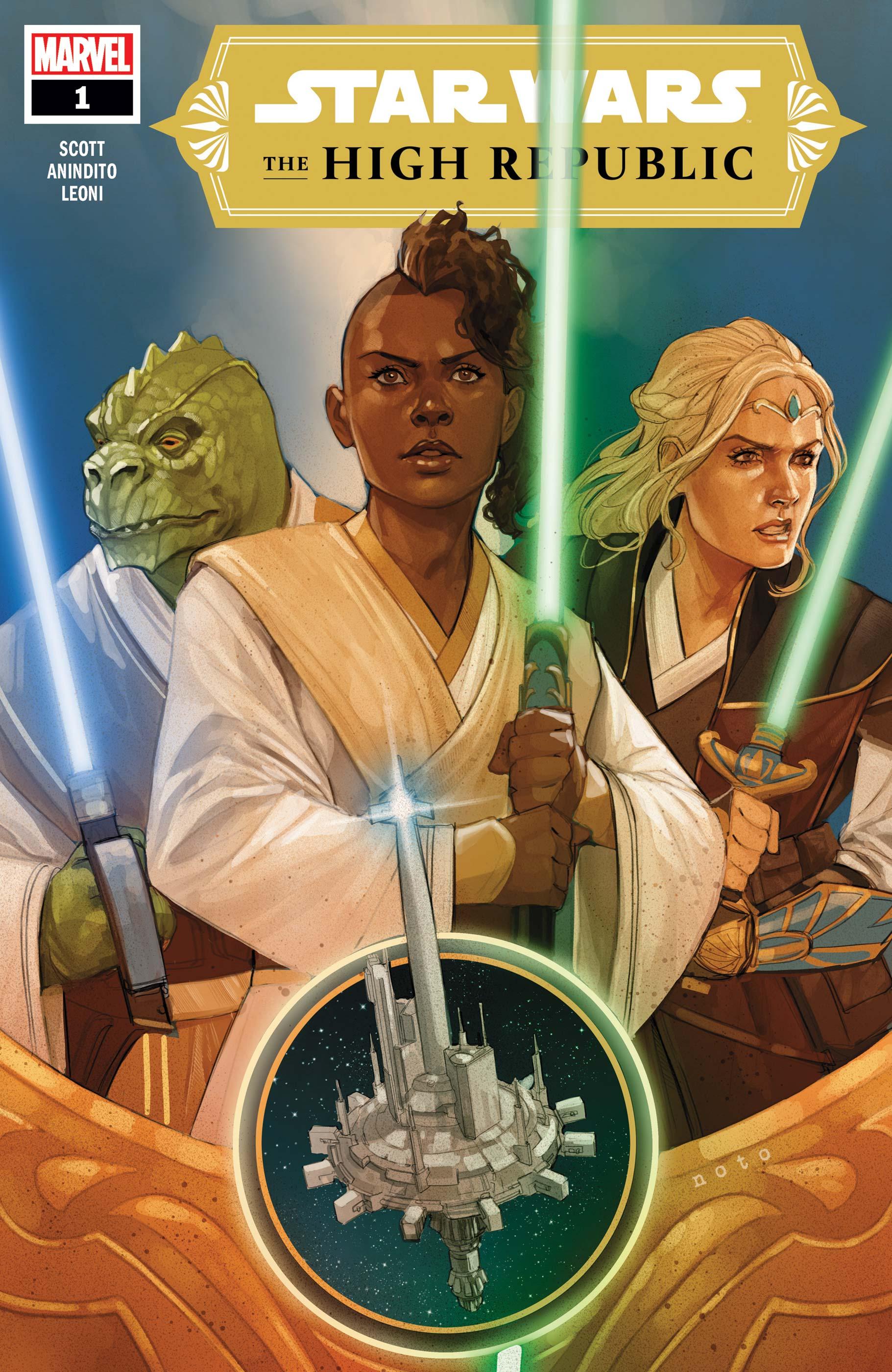 Star Wars: The High Republic (2021) #1