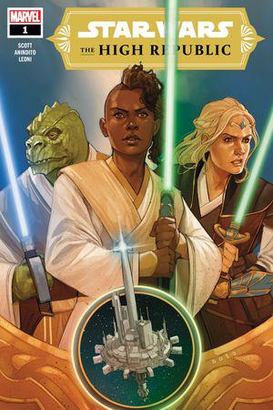 Star Wars: The High Republic (2021) #1
