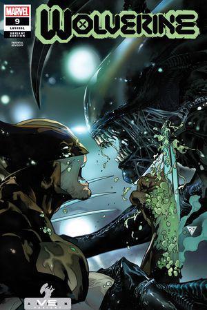 Wolverine (2020) #9 (Variant)
