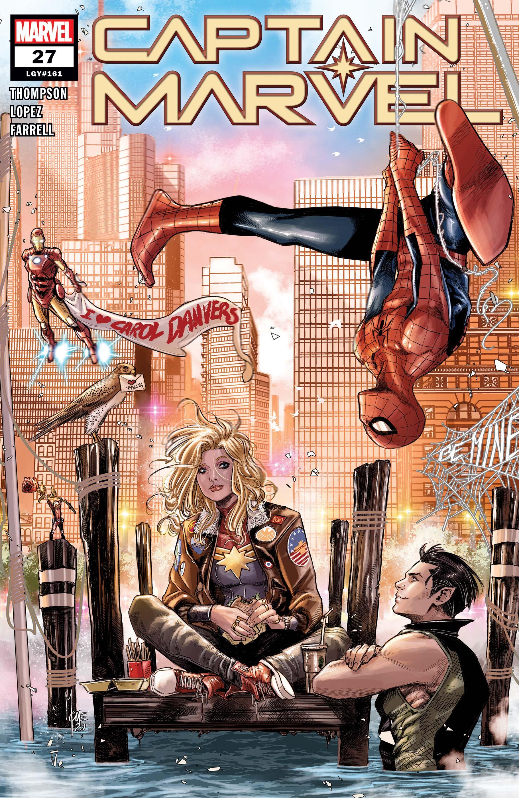 Captain Marvel (2019) #27