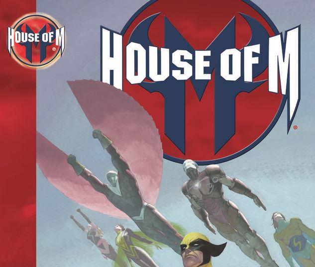 HOUSE OF M TPB #1