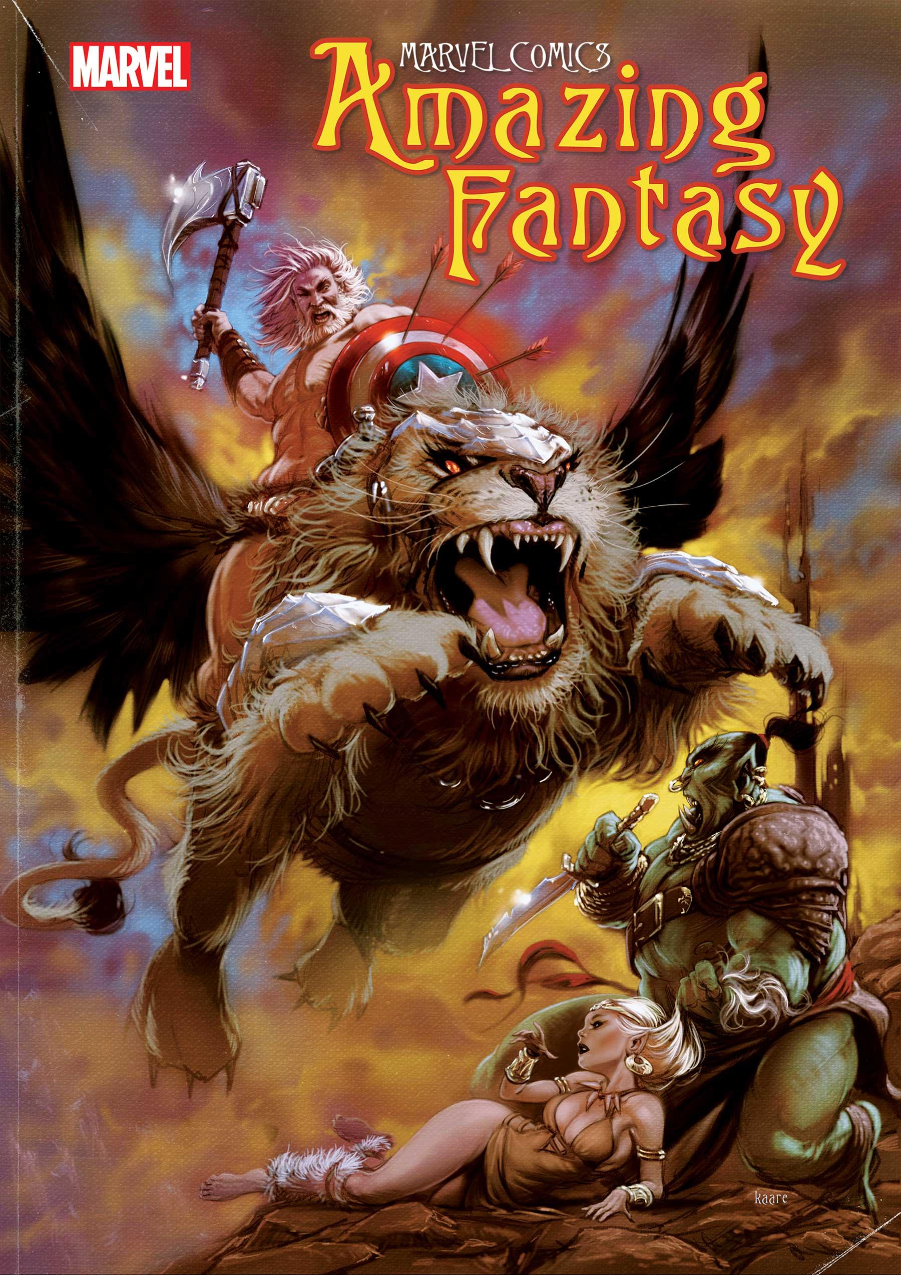 Amazing Fantasy (2021) #1