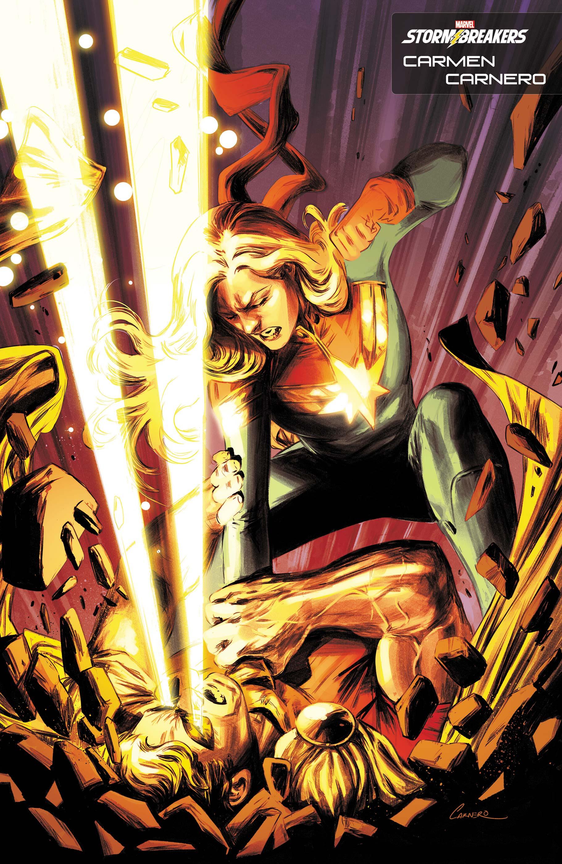 Heroes Reborn (2021) #4 (Variant)