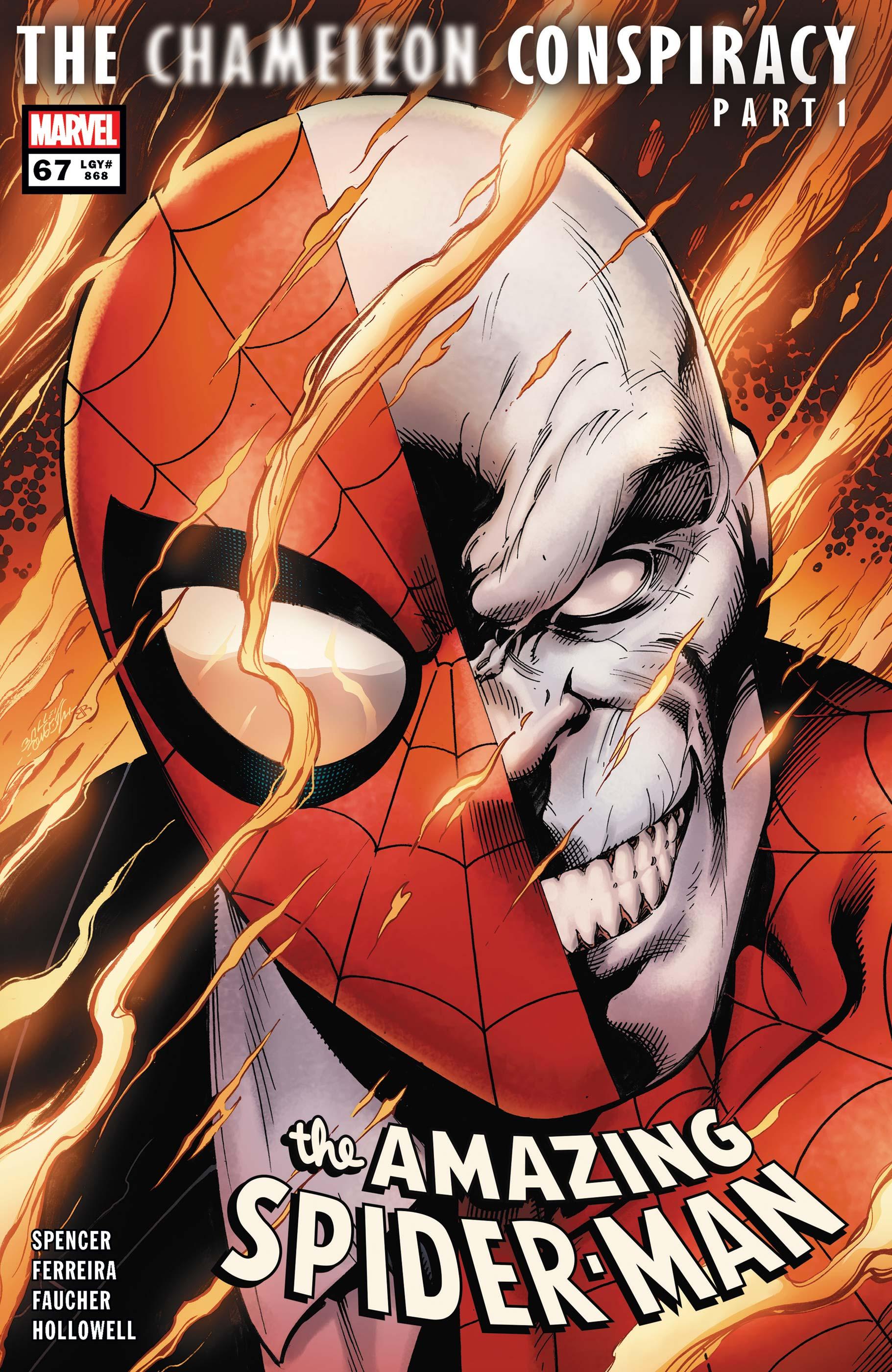 The Amazing Spider-Man (2018) #67