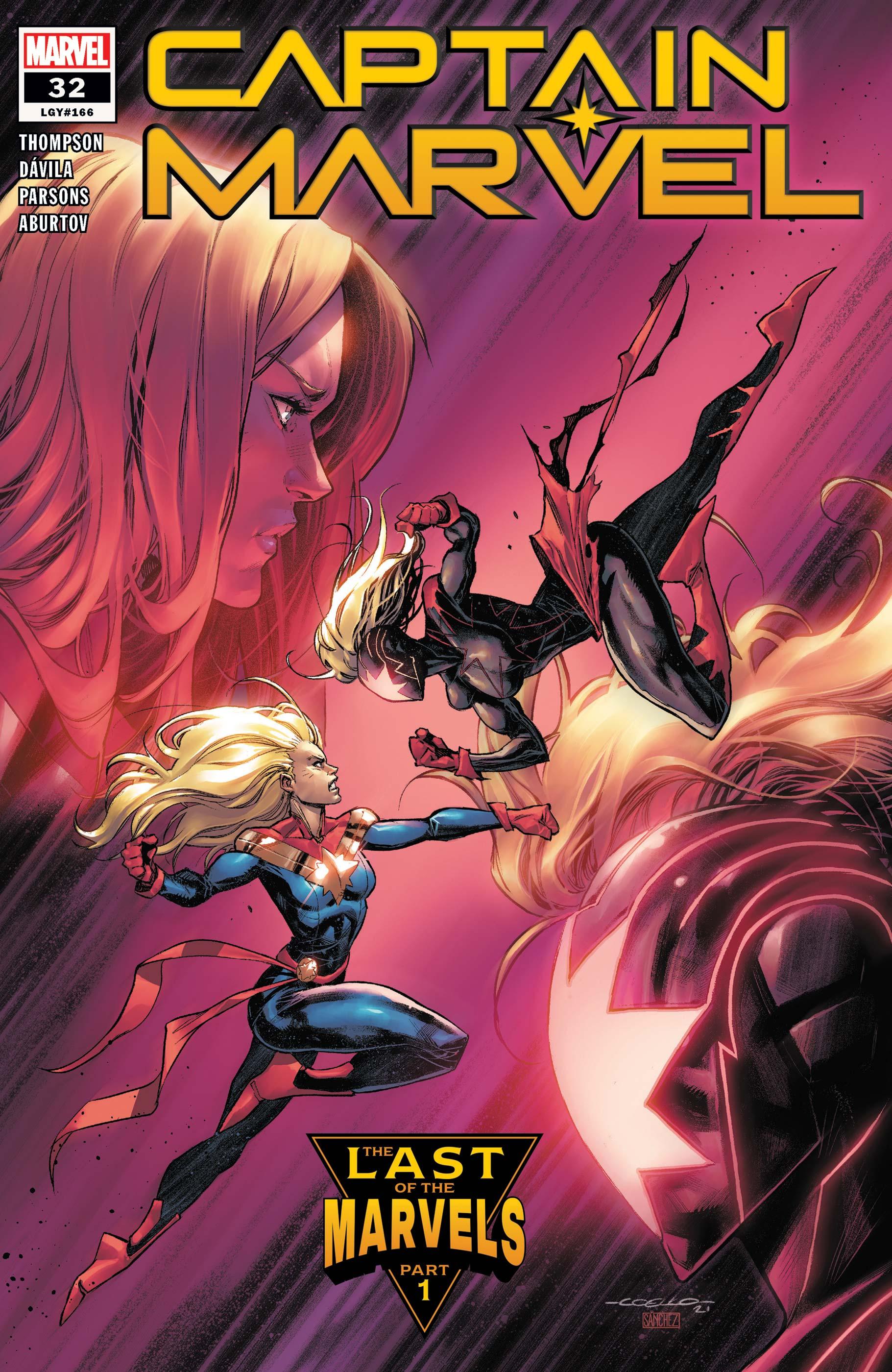 Captain Marvel (2019) #32