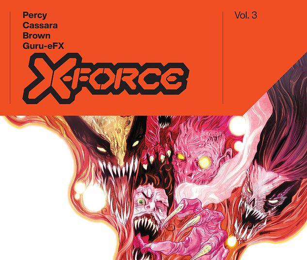 X-FORCE BY BENJAMIN PERCY VOL. 3 TPB #3