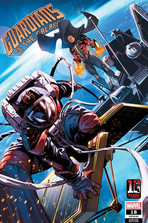 Guardians of the Galaxy #18  (Variant)