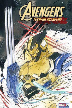 Avengers: Tech-on (2021) #3 (Variant)