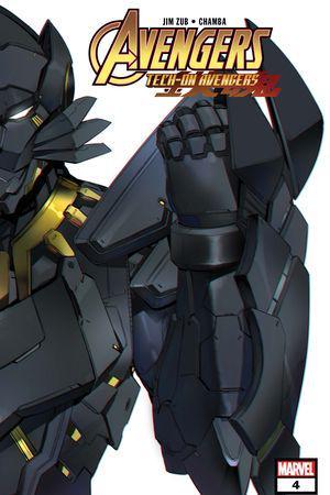 Avengers: Tech-on #4