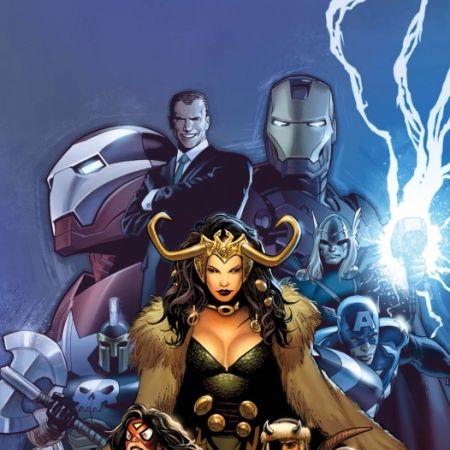 Siege: Storming Asgard - Heroes & Villains (2009) #1