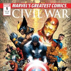 Civil War MGC (2010) #1
