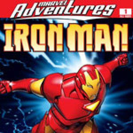 Marvel Adventures Iron Man (2007 - 2008)