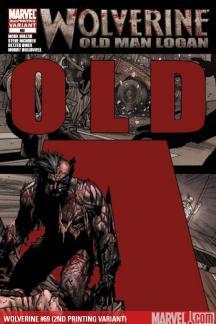 Wolverine (2003) #69 (2ND PRINTING VARIANT)