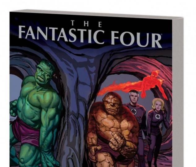 MARVEL MASTERWORKS: THE FANTASTIC FOUR
