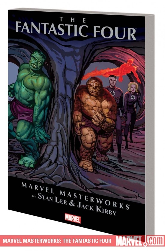 Marvel Masterworks: The Fantastic Four Vol. 2 (Trade Paperback)