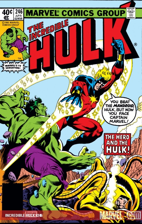 Incredible Hulk (1962) #246