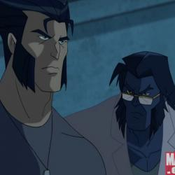 Wolverine and Beast